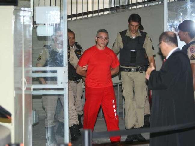 <p>Ex-policial é acusado de ser o executor da morte de Eliza Samudio, ex-amante do goleiro Bruno</p>