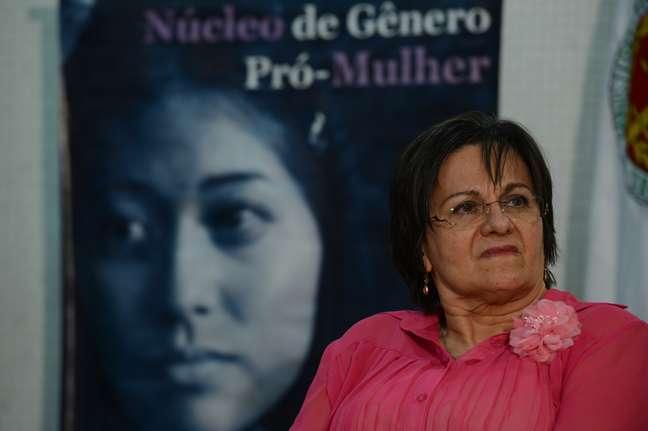 <p>Maria da Penha defende acapacitação dos operadores envolvidos na aplicação da lei que leva o seu nome</p>