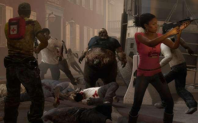 Sobreviventes de 'Left 4 Dead 2' estarão disponíveis para jogo em 'Resident Evil 6'