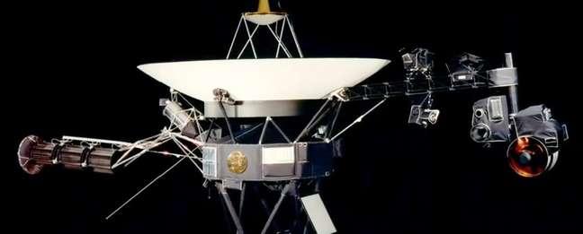 As sondas espaciais Voyager 1 e 2 estão no espaço desde 1977 e viajaram, somadas, 33 bilhões de quilômetros