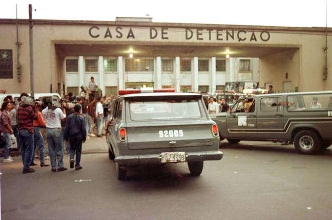 Segundo Negrini, quando chegou à Casa de Detenção, parecia que nem os diretores sabiam o que estava acontecendo lá dentro