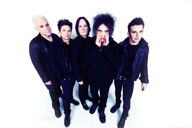 <p>The Cure volta ao Brasil após 17 anos do show no Hollywood Rock de 1996</p>
