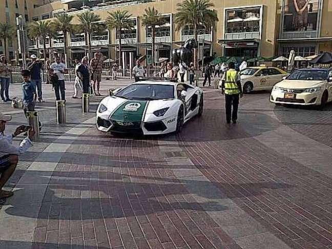 Fotos do veículo foram divulgadas no Twitter da entidade