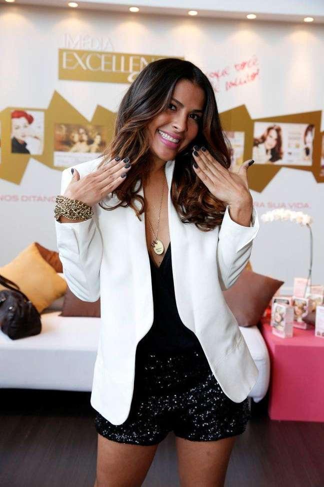 <p>Gyselle Soares participou da oitava edição do 'Big Brother Brasil'</p>