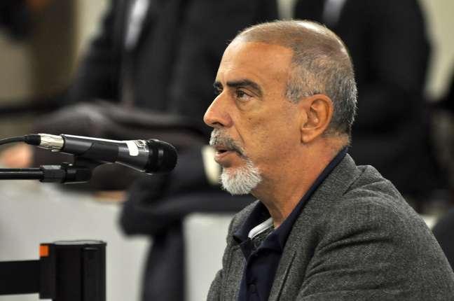 <p>Jornalista José Cleves foi o primeiro a ser ouvido na sessão desta quarta-feira</p>