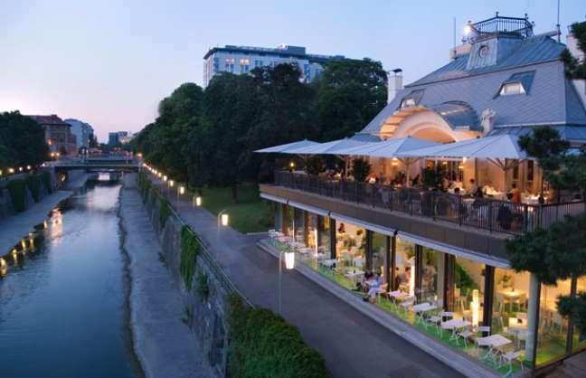 <p>O restaurante Steirereck, localizado em Viena, na Áustria, ficou em nono lugar</p>