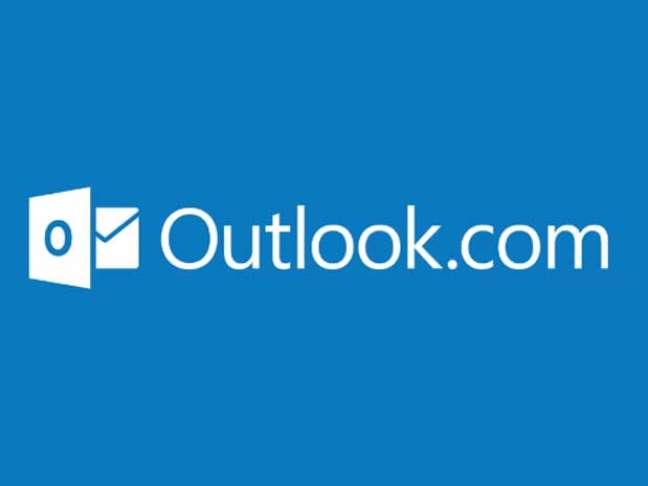 Outlook foi lançado em julho de 2012