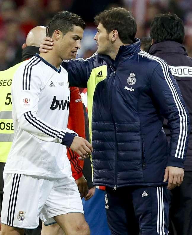 <p>Cristiano Ronaldo pode deixar o Real Madrid</p>