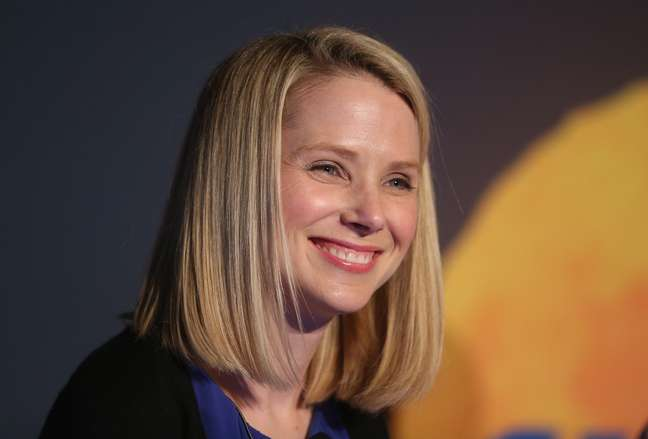 <p>Marissa Mayer assumiu o comando do Yahoo! no ano passado</p>