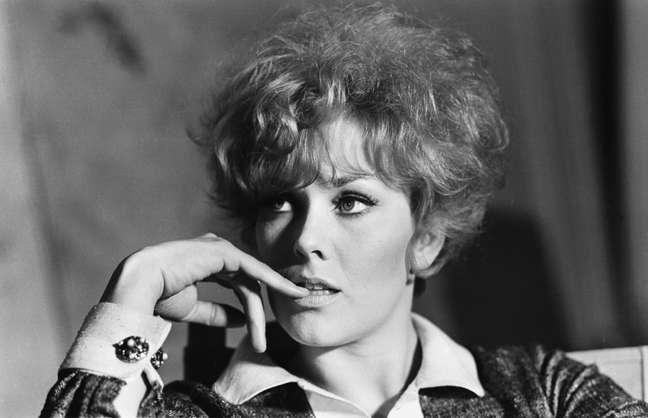<p>A atriz (em foto de 1965) recebe homenagem neste sábado (25)</p>
