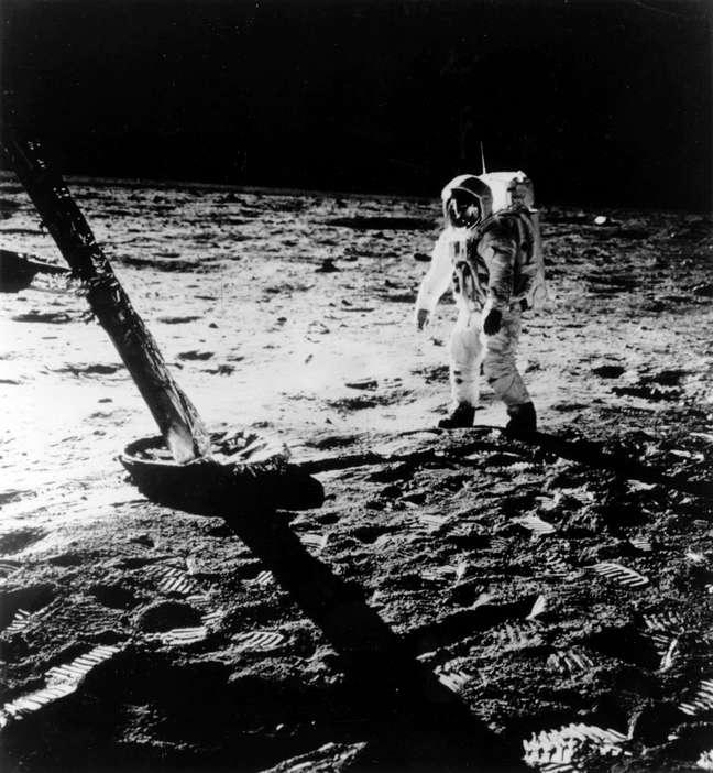 <p>Políticos dos Estados Unidosquerem parque na Lua</p>