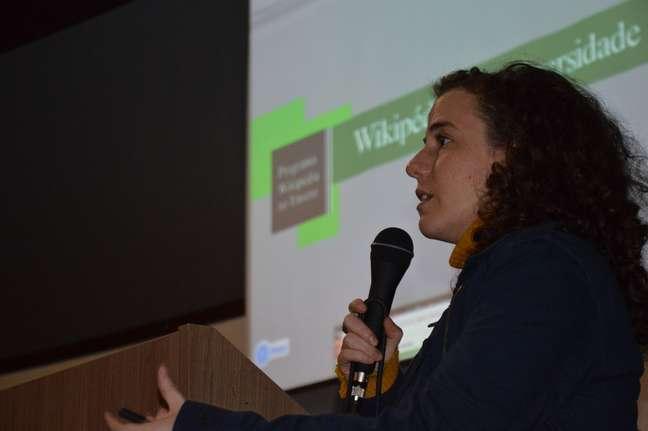 Oona Castro é diretora da Wikimedia Foundation no Brasil