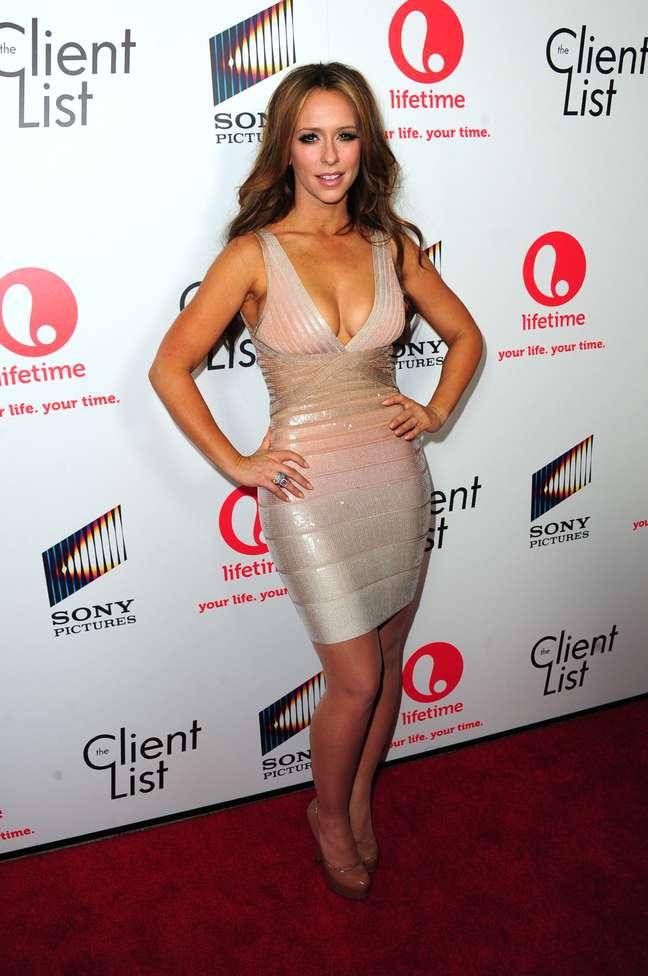 <p>Jennifer Love Hewitt está grávida</p>