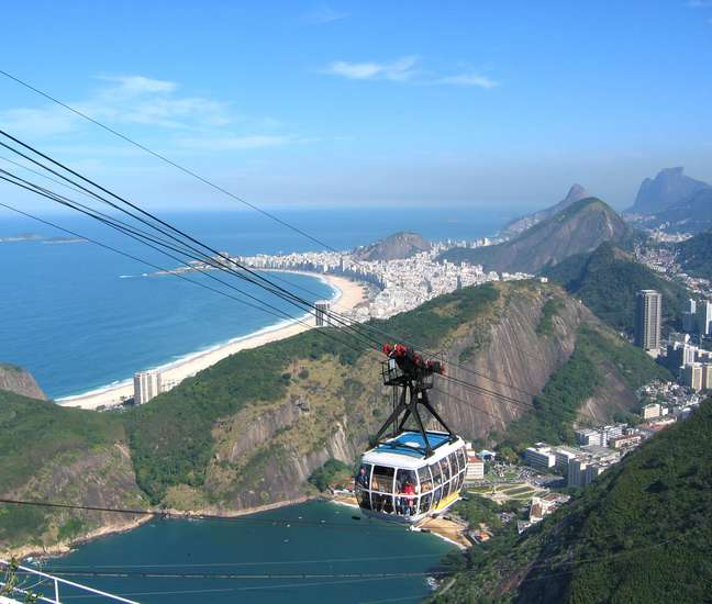 <p>A final da Copa das Confederações acontecerá no Rio de Janeiro</p>