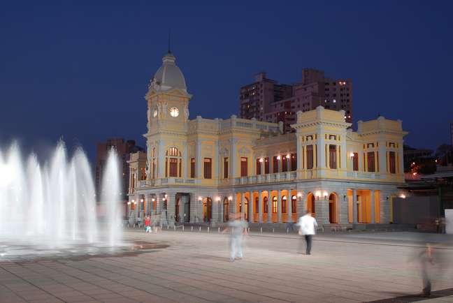 O Museu de Artes e Ofícios é uma opção turística
