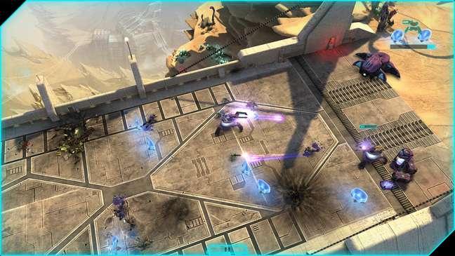 'Halo: Spartan Assault' é o primeiro shooter de visão isométrica da franquia