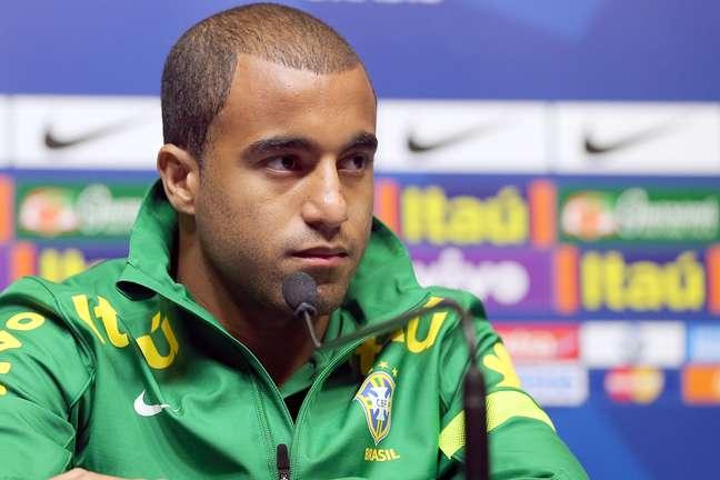 <p>Lucas disse que lembra da derrota para França na final da Copa do Mundo de 1998</p>