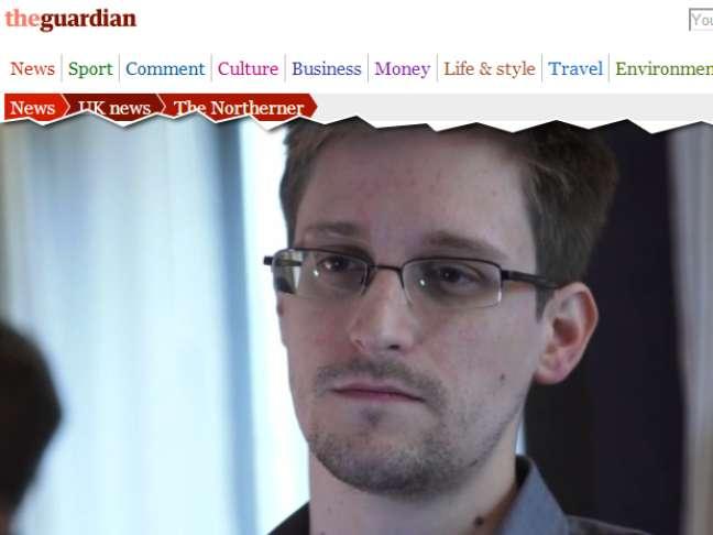 Edward Snowden revelou seu nome e rosto porque não considera que fez 'nada mau', mas diz que não espera 'voltar para casa'