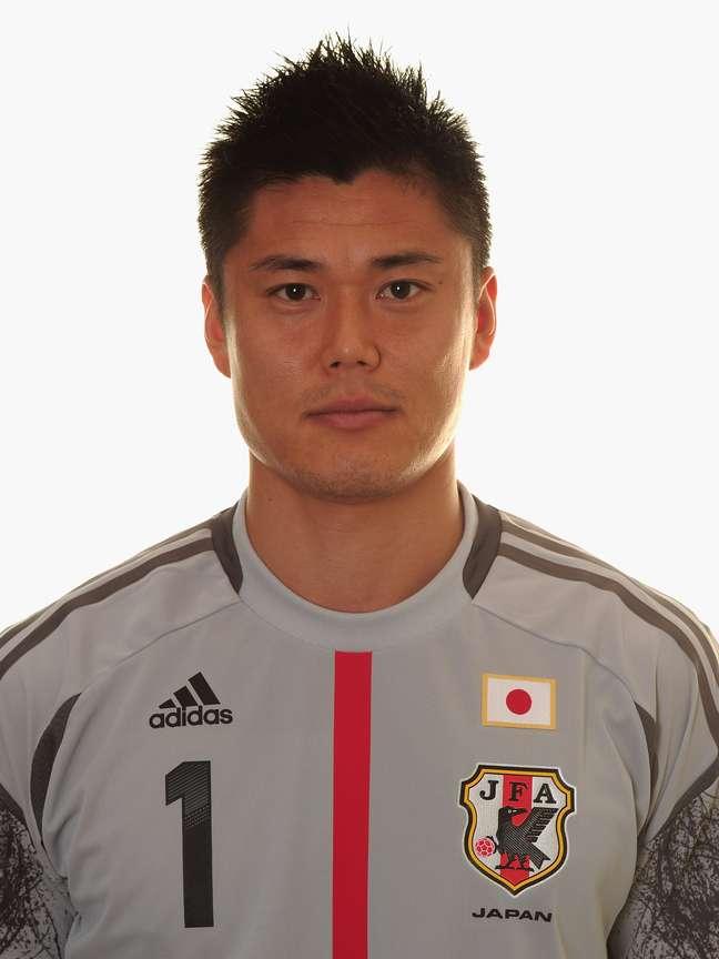 <p>1. Eiji Kawashima (goleiro)</p>