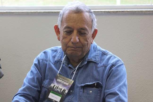 <p>Eles estiveram e sempre estarão por aqui, diz Robert Salas<br /></p>