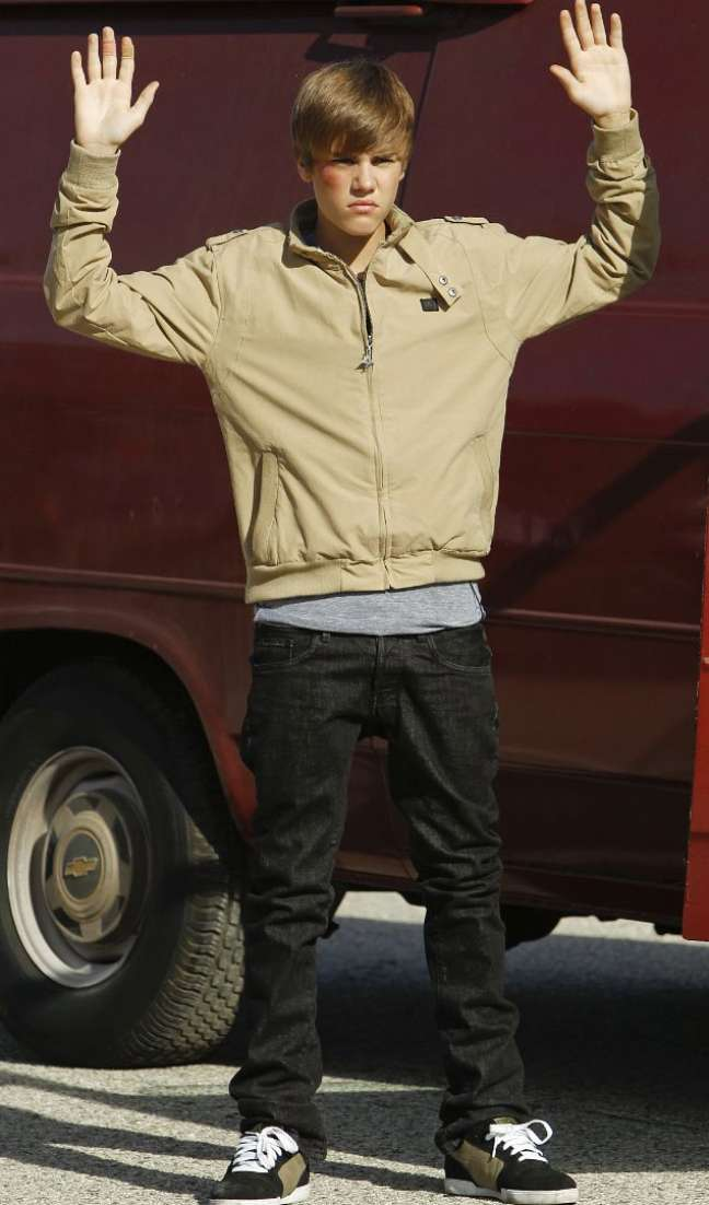 <p>Ele interpretou um adolescente problemático em um episódio de 'CSI'</p>