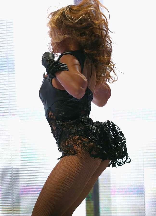 O rebolado sempre foi uma das marcas de Beyoncé
