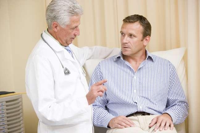 <p>Pesquisa concluiu também que mais de 50% dos homens só procuram tratamento quando algum sintoma atrapalha muito a rotina</p>