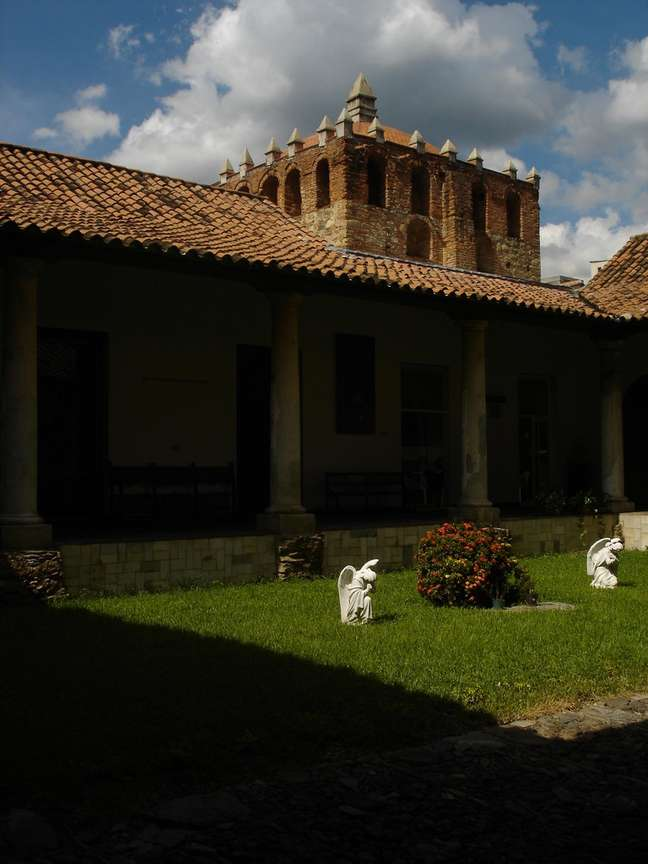 Cemitério inaugurado em 1673 deu lugar, mais de três séculos depois, ao Museu Sacro de Caracas