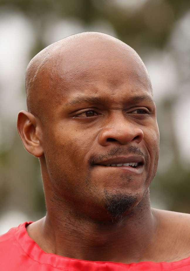 <p>Asafa Powell também foi flagrado no exame antidoping</p>