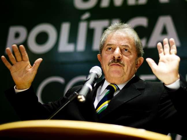 O ex-presidente palestrou na Universidade Federal do ABC, em São Bernardo do Campo, nesta quinta-feira