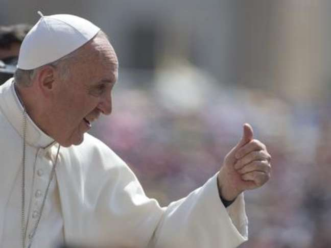 <p>Papa Francisco prefere culinária clássica e italiana</p>