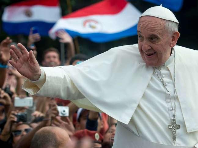 <p>Porta-voz fez um balanço positivo da visita do Papa ao Brasil</p>