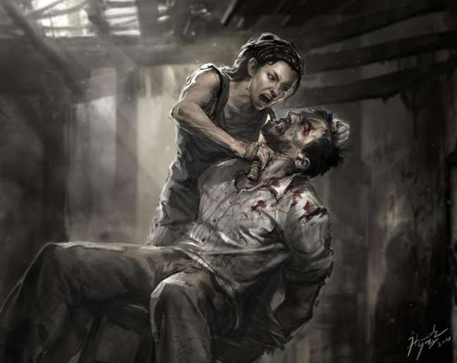 <p>'The Last of Us'</p>