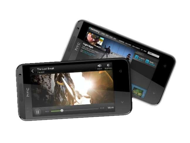Desire 601 tem processador dual-core de 1,4 GHz e memória interna de 8 GB