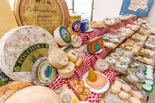 """<p>Gerard Poulard diz que queijo brasileiro é """"de boa qualidade""""</p>"""