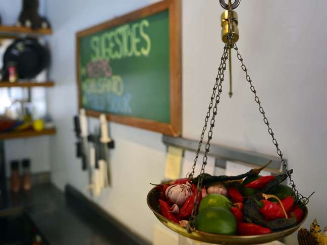 <p>O Suri Ceviche Bar foi aberto há três anos, em Pinheiros, na capital paulista</p>