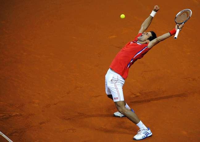 Djokovic cumpriu sua missão no duelo contra os canadenses e deixa decisão para o quinto jogo