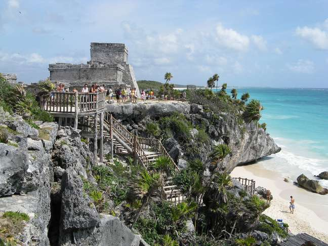 Ruínas de cidade fundada em 564 atraem visitantes por suas maravilhas históricas e naturais