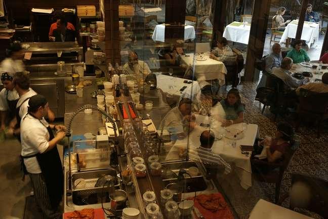 Veja a seguir alguns dos pratos do cardápio do Alto, considerado o melhor restaurante da Venezuela
