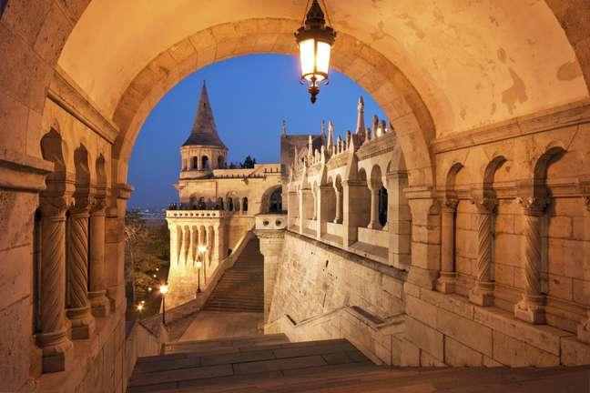 <p>Budapeste</p>