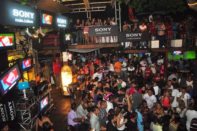 As boates da Zona Viva são um prato cheio para quem quer dançar e se divertir até o sol raiar na capital panamenha