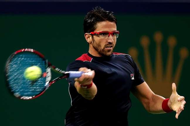 <p>Janko Tipsarevic n&atilde;o se recuperou a tempo para a decis&atilde;o da Copa Davis</p>