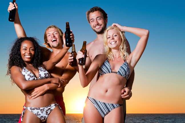 Música, bebida e paquera: todos os anos, as festas de spring break garantem aguns dos melhores números do ano para a indústria do turismo em Cancún