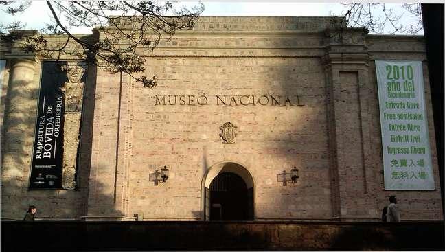 O Museu Nacional da Colômbia é o mais antigo do país e um dos mais antigos da América. A instituição foi criada em 1823 por Simón Bolívar para divulgar a ciência e a história do país