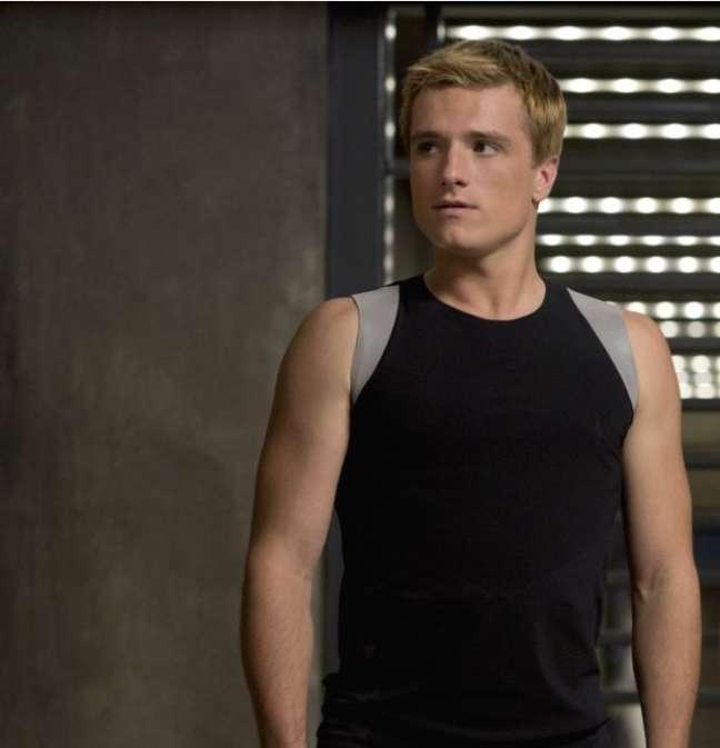 <p>Josh Hutcherson vive Peeta</p>
