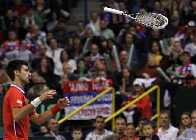 Número dois do mundo mantém sérvios com chance de título