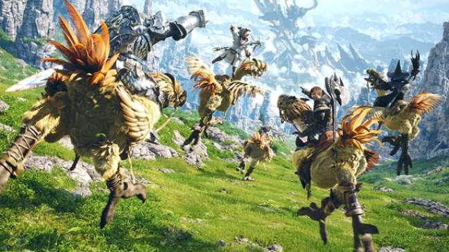 'Final Fantasy 14' chega ao PS4 em abril; demo será disponibilizado a partir de 22 de fevereiro