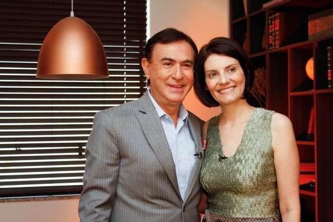 <p>Malga di Paula foi entrevistada&nbsp;no programa &#39;Amaury Jr.&#39; que vai ao ar nesta ter&ccedil;a</p>