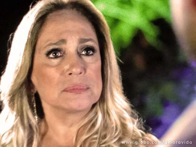 <p>Pilar (Susana Vieira) contará que foi ela quem causou o acidente que matou a mãe de Aline (Vanessa Giácomo)</p>
