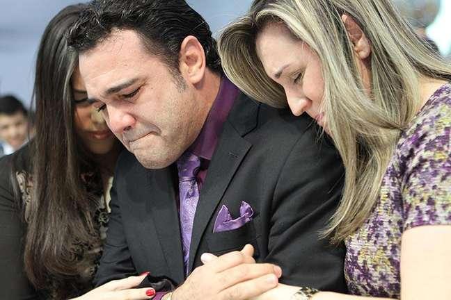 Feliciano contou a história em um discurso durante o congresso, realizado em Balneário Camboriú (SC) de abril a maio deste ano